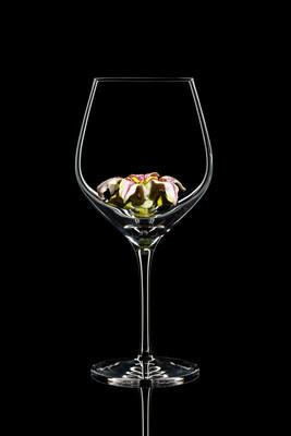 Бокал для красного вина - Лилия.
