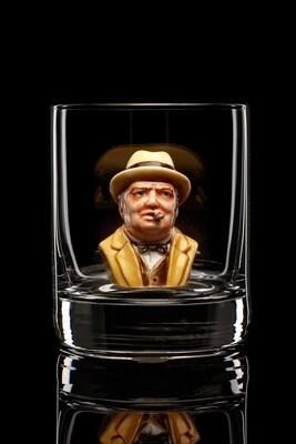 Бокал для виски Уинстон Черчилль (А)