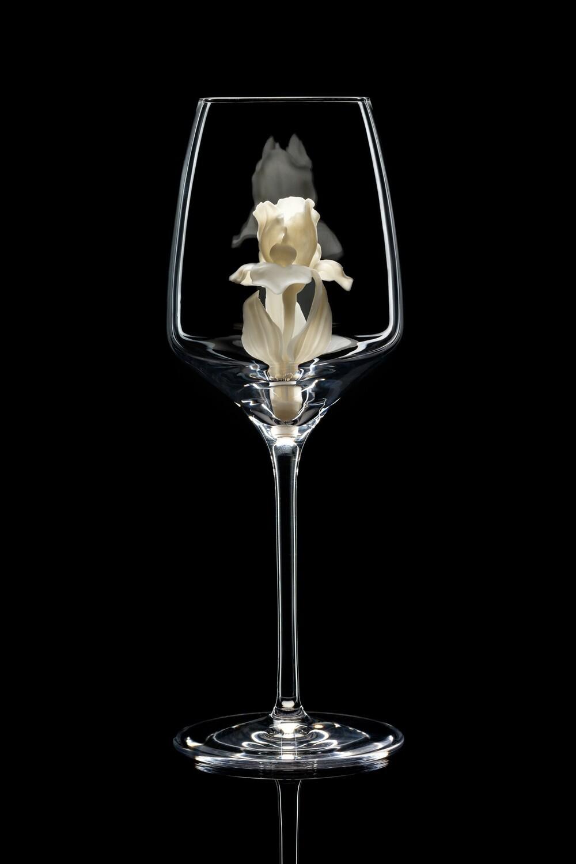 Бокал для белого вина Ирис белый