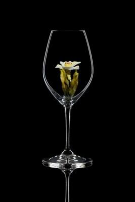 Бокал для шампанского. Нарцисс. Стекло Ридель.