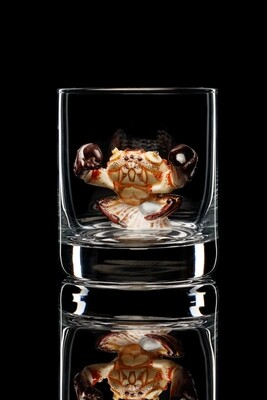 Бокал для виски Краб.