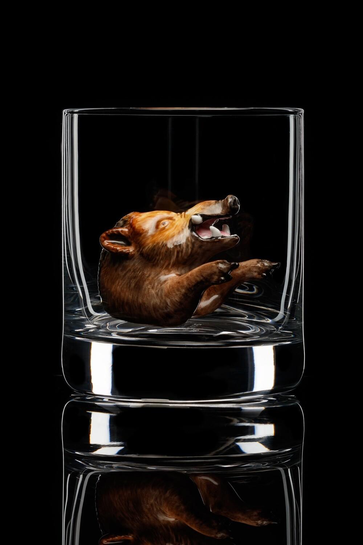 Бокал для виски Кабан.