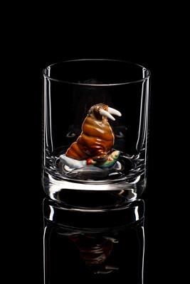 Бокал для виски - Морж.