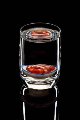 Стопка под водку - «Колбаски»