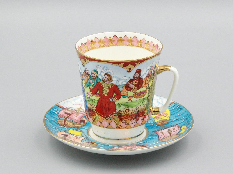 """Кофейная пара """"Садко"""""""