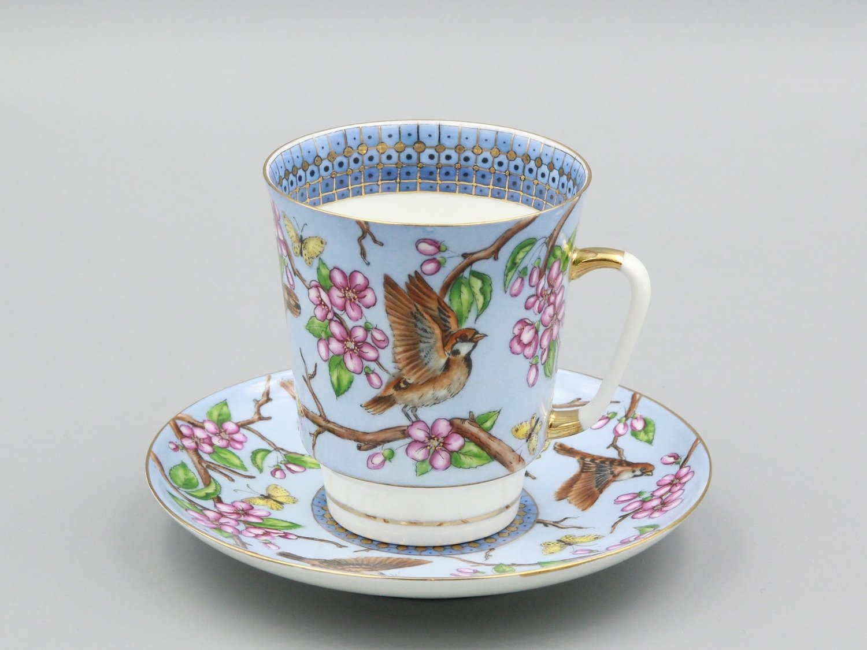 """Кофейная пара """"Весна"""""""