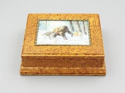 Шкатулка для визиток
