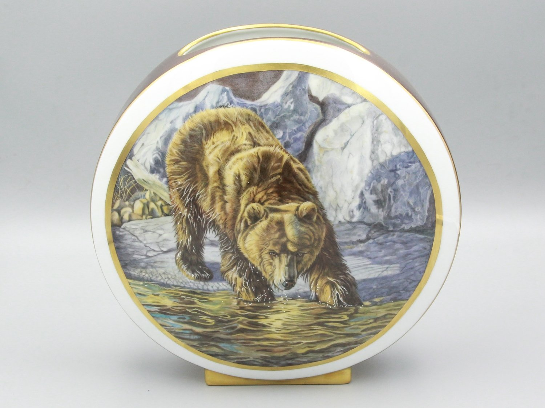 "Ваза ""Медведь"""