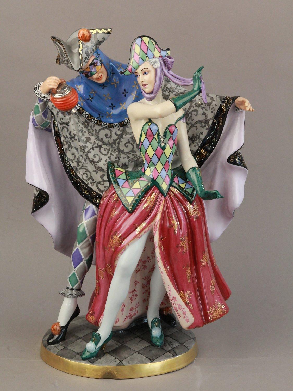 "Фигура ""Венецианский карнавал"""