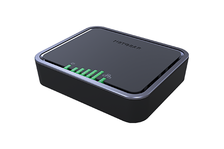 Netgear LB1120 – Unlimited 4G LTE Modem (30 Days Of Service Included)
