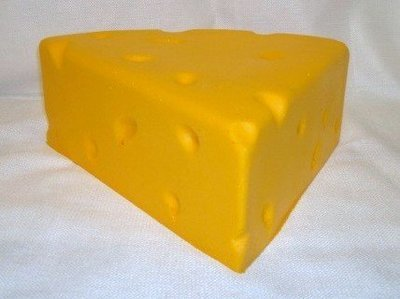 Classic Wisconsin Cheese Head - Adult