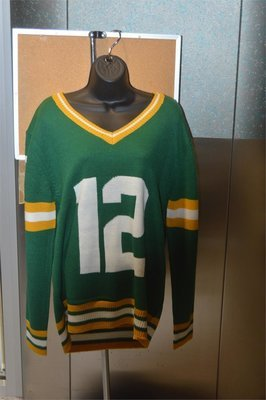 Green Bay Packers Varsity Sweater