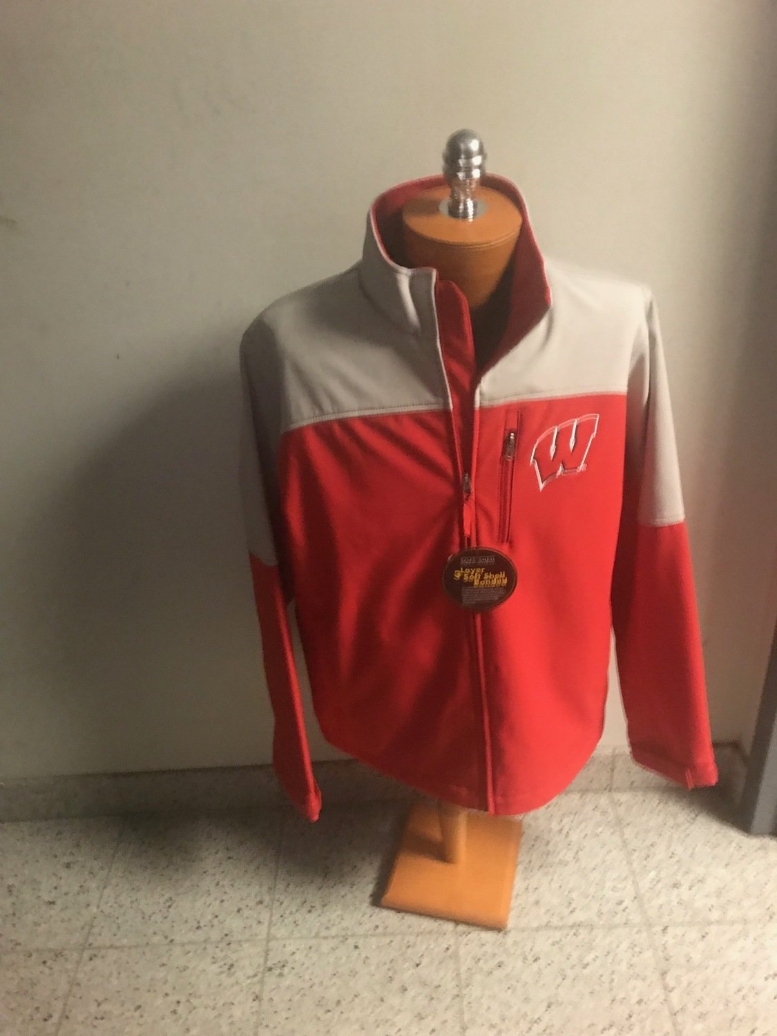 Wisconsin Badger 3-in-1 Performance Jacket