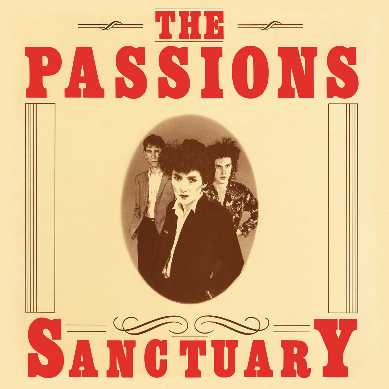 The Passions / Sanctuary CD (Expanded Edition)
