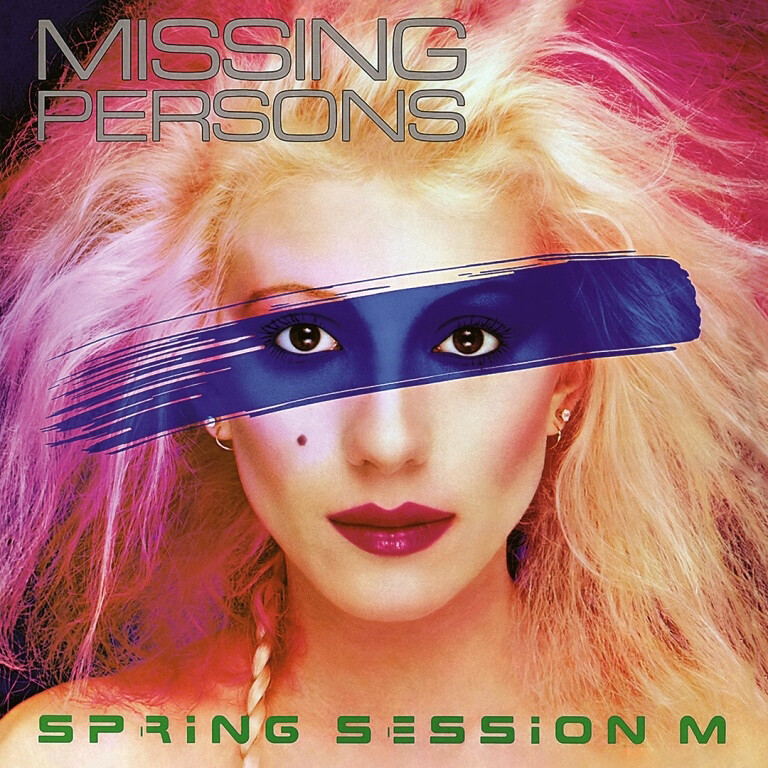 Missing Persons / Spring Session M CD (2021 Remastered & Expanded Edition)
