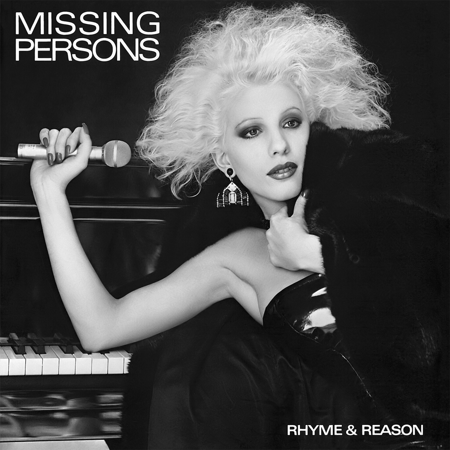 Missing Persons / Rhyme & Reason CD (2021 Remastered & Expanded Edition)