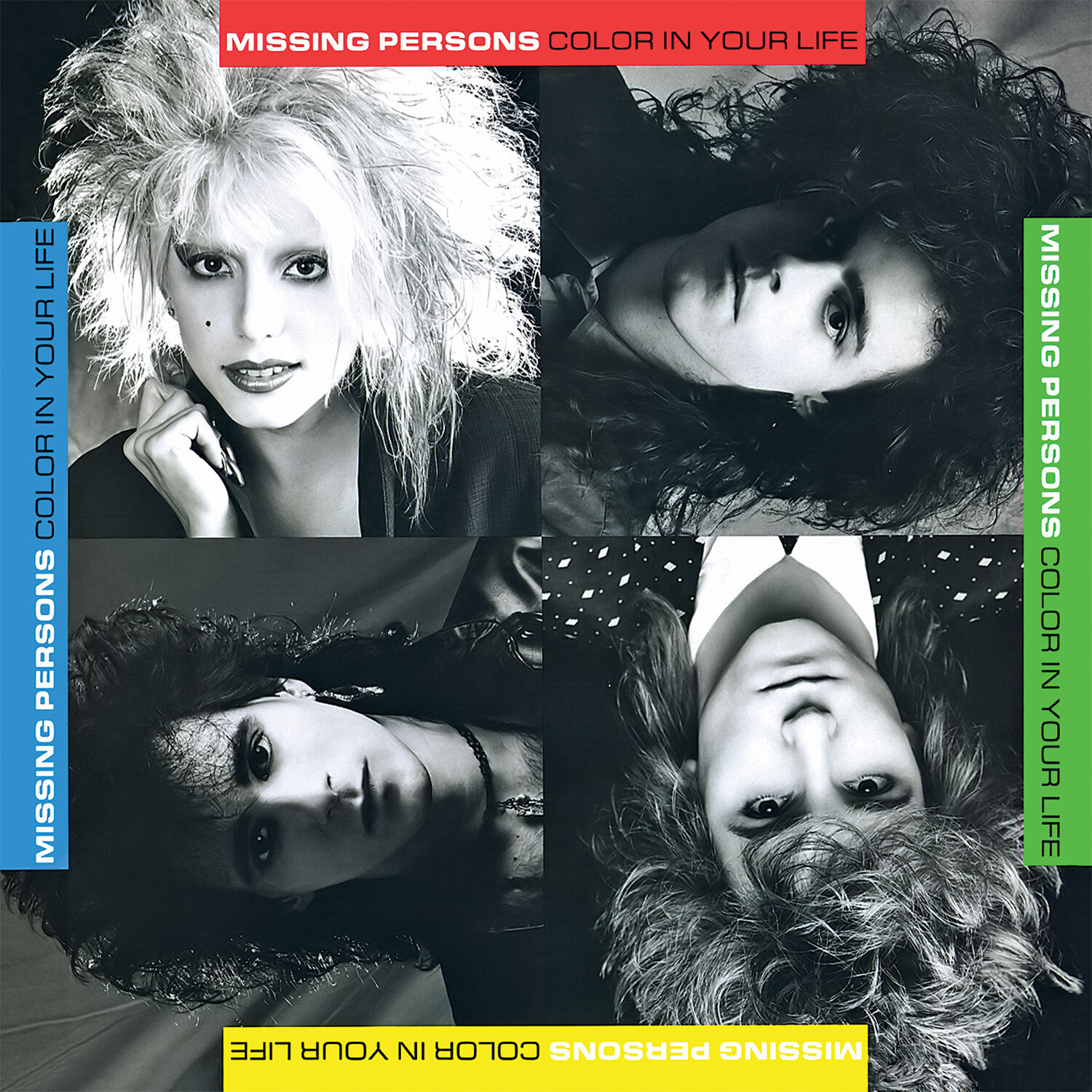 Missing Persons / Color In Your Life CD (2021 Remastered & Expanded Edition)