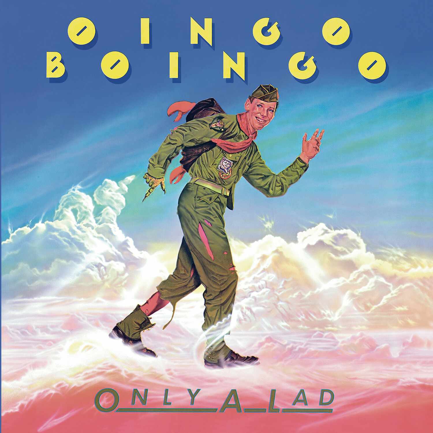 Oingo Boingo / Only A Lad CD (Remastered & Expanded Edition)