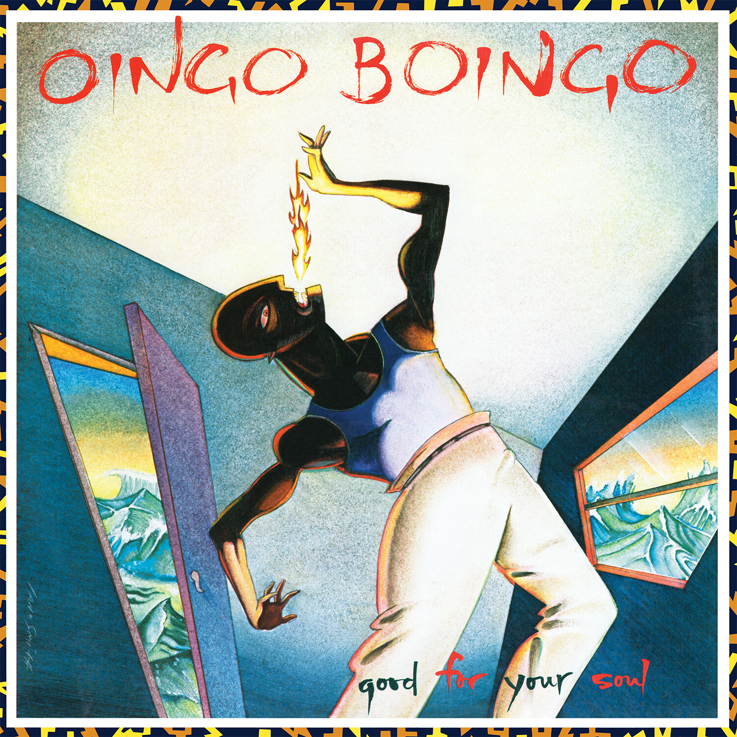 Oingo Boingo / Good For Your Soul CD (Remastered & Expanded Edition)
