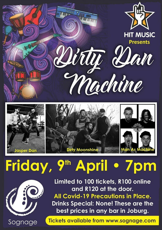 Dirty Dan Machine
