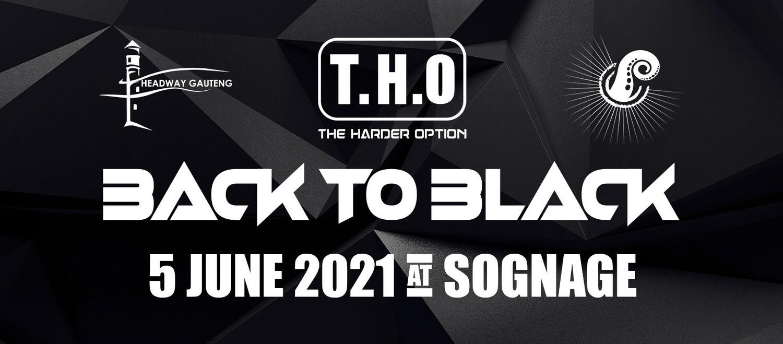 The Harder Option - Back to Black