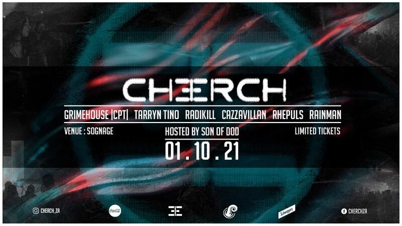 CHERCH - October 1st