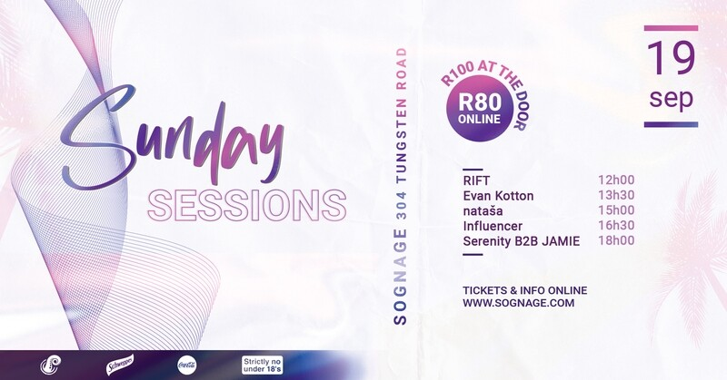 Sunday Sessions: September 19th 2021