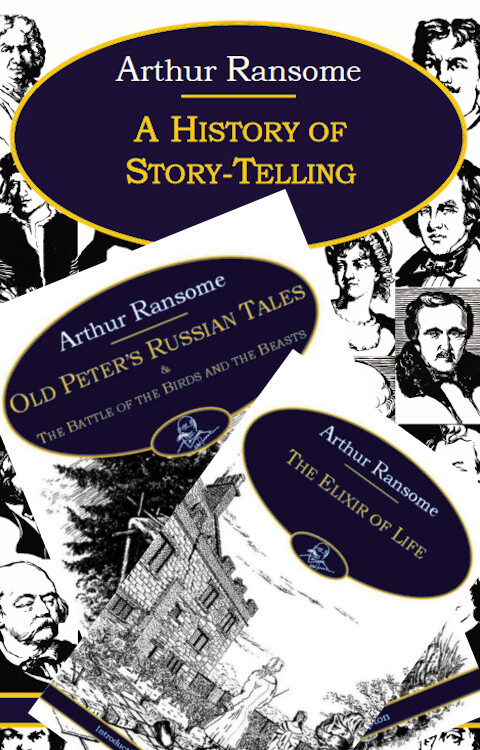 Storytelling Theory and Practice: 3 book special offer