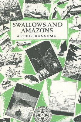 Swallows and Amazons (Jonathan Cape)
