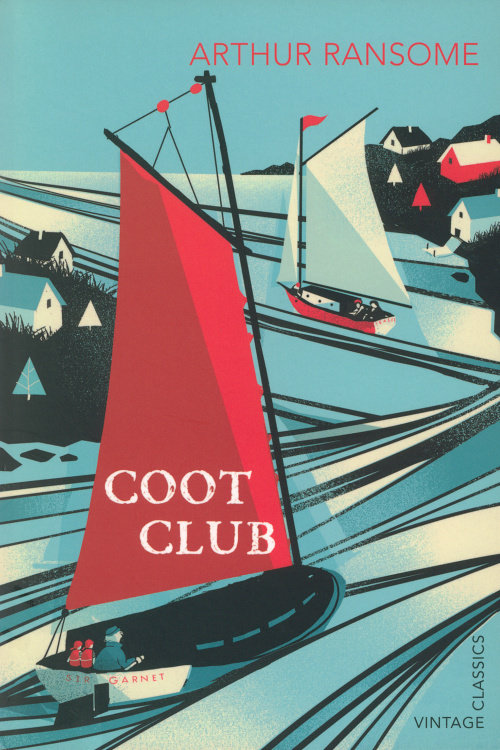Coot Club (Vintage Children's Classics)
