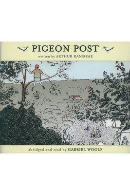 Pigeon Post (Audiobook)