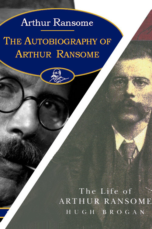 Double Life of Arthur Ransome