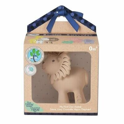 Tikiri - Safari - Rubber Zebra Toy