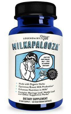 Legendairy Milk - Milkapalooza