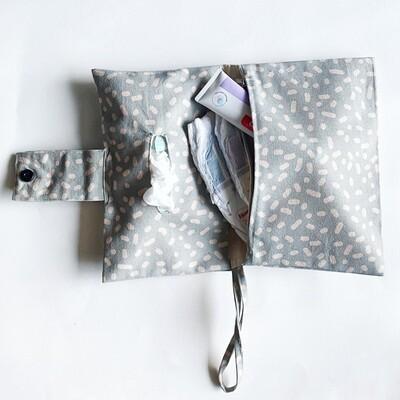 Confetti - Posy Pocket Nappy Wallet