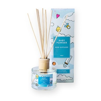 Baby Powder - Reed Diffuser 150ml