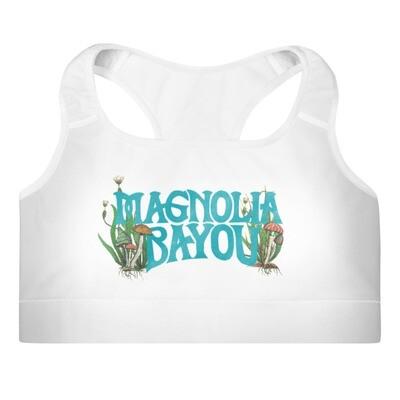 Magnolia Bayou Padded Sports Bra