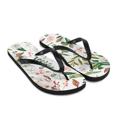 Magnolia Flip-Flops