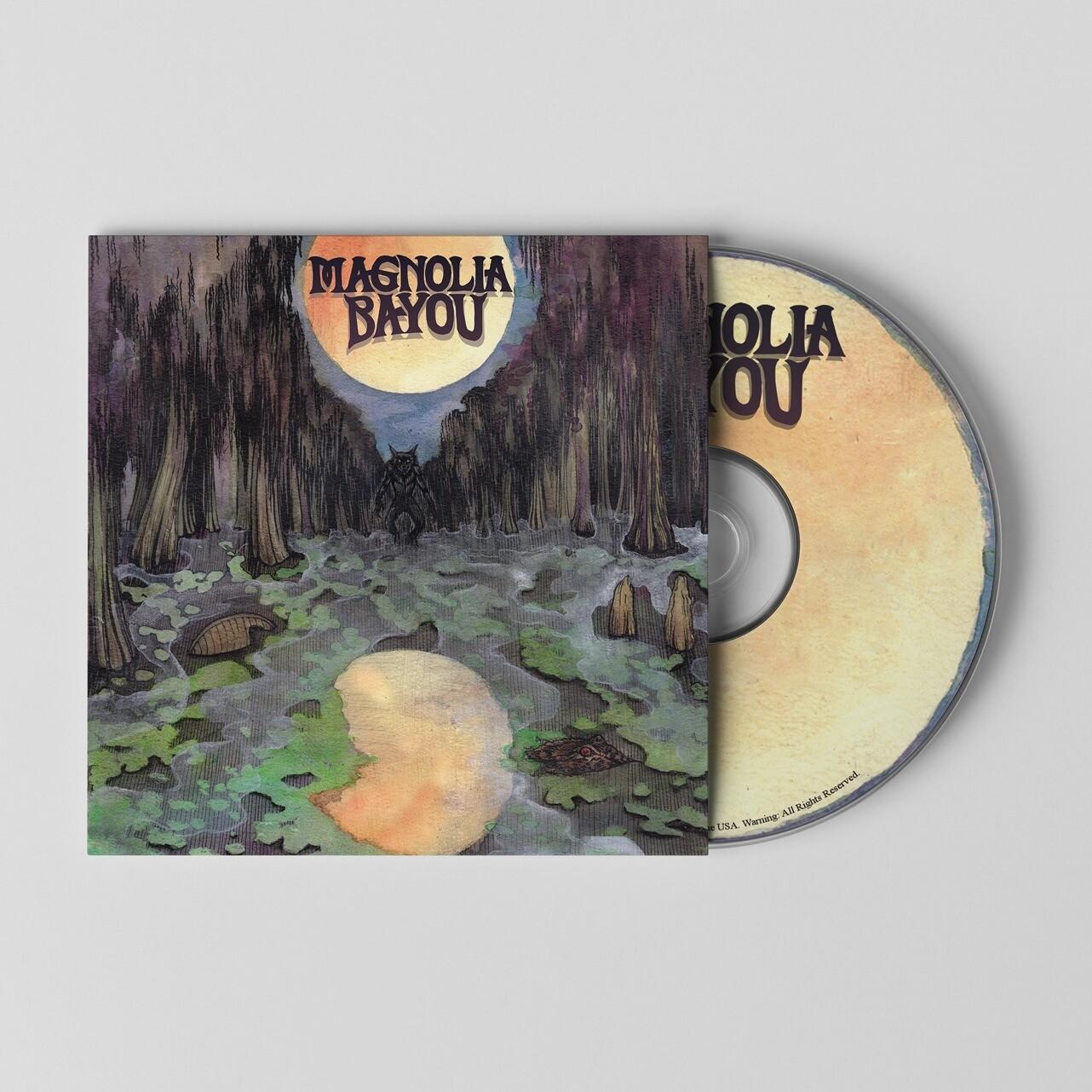 Magnolia Bayou Album