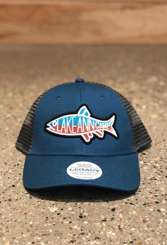 Low Pro Fish Hat