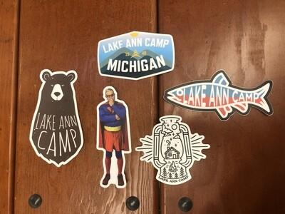 Die Cut Stickers