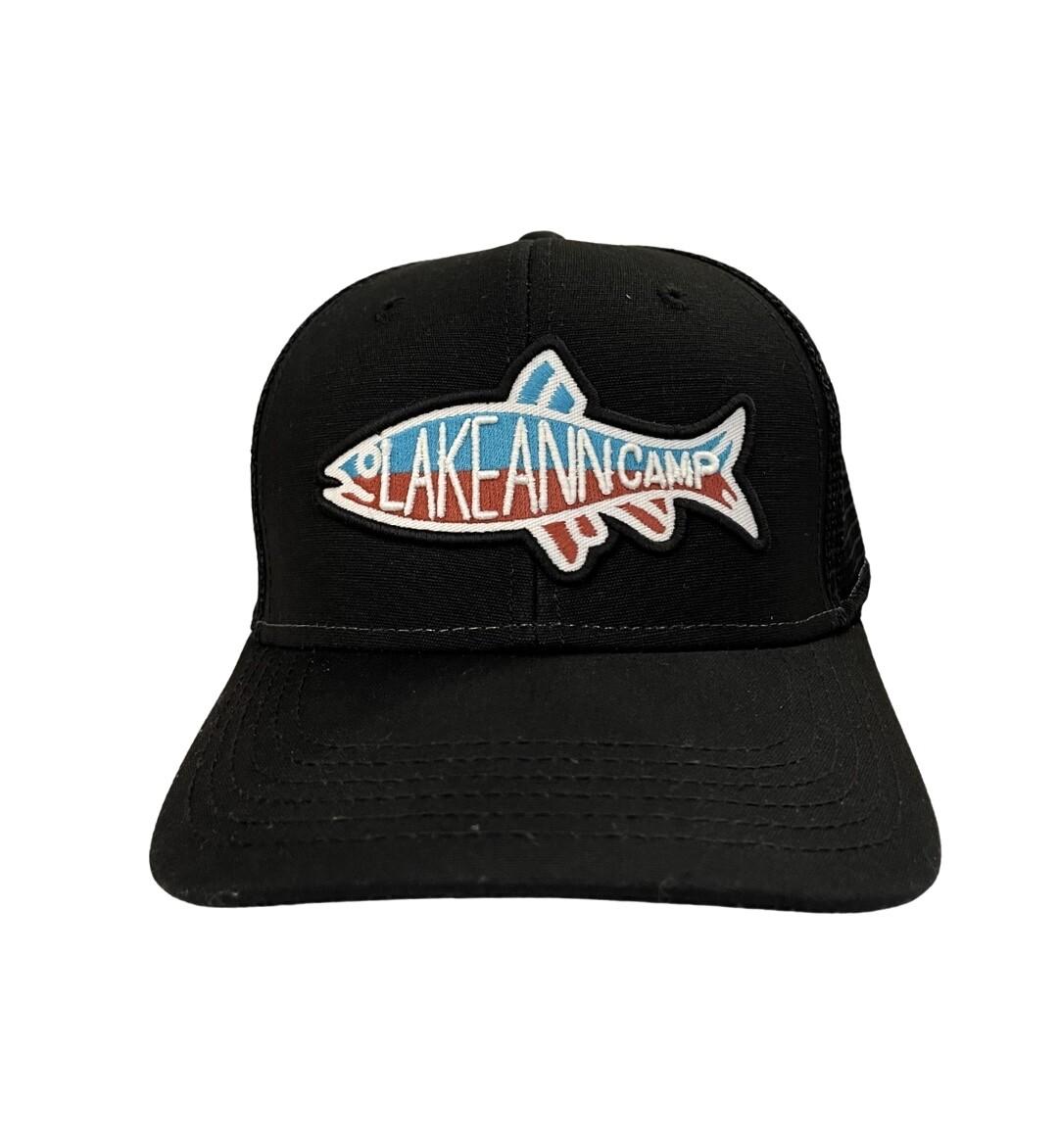 Mid Profile Black Hat