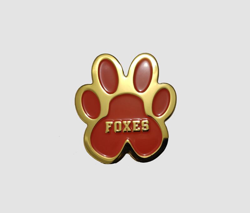 Пин «FOXES»