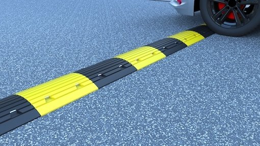 75mm Speed Ramp (Most Suited for HGV's)