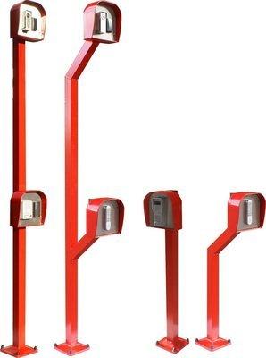 Access Control Pedestals
