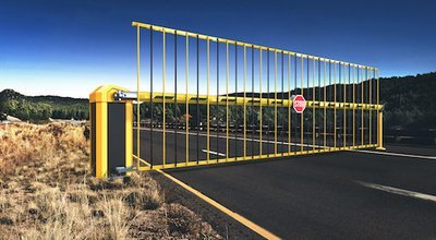 PG6000XHD Automatic Barrier