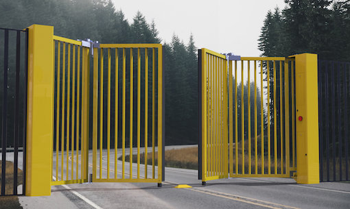 Automatic Bi-Folding Speed Gates **POA**
