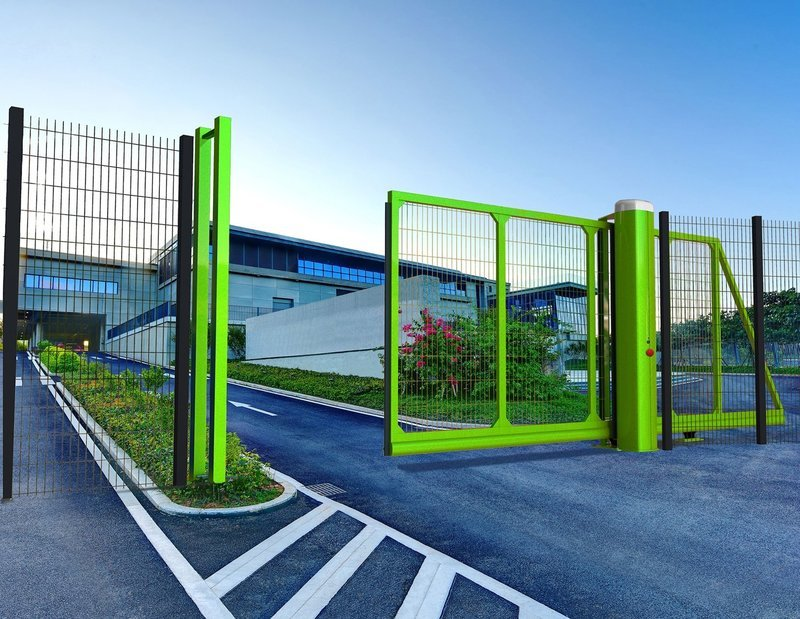PG9100A Automatic Lightweight Cantilevered Sliding Gate **POA**