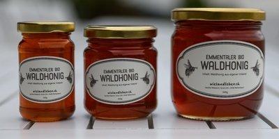 Emmentaler Bio Waldhonig