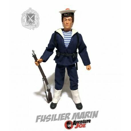 Fusilier Marin Blue